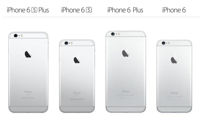 Image result for iphone 6 6s 6s plus