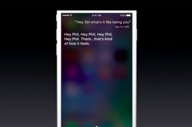 iphone6s heysiri