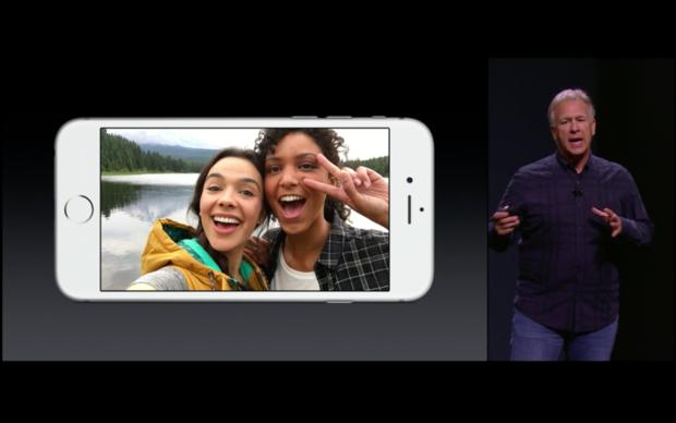 iphone6s selfie