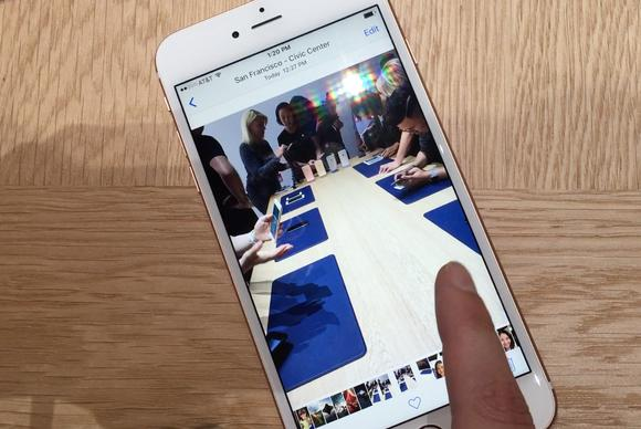 iphone 6s handson