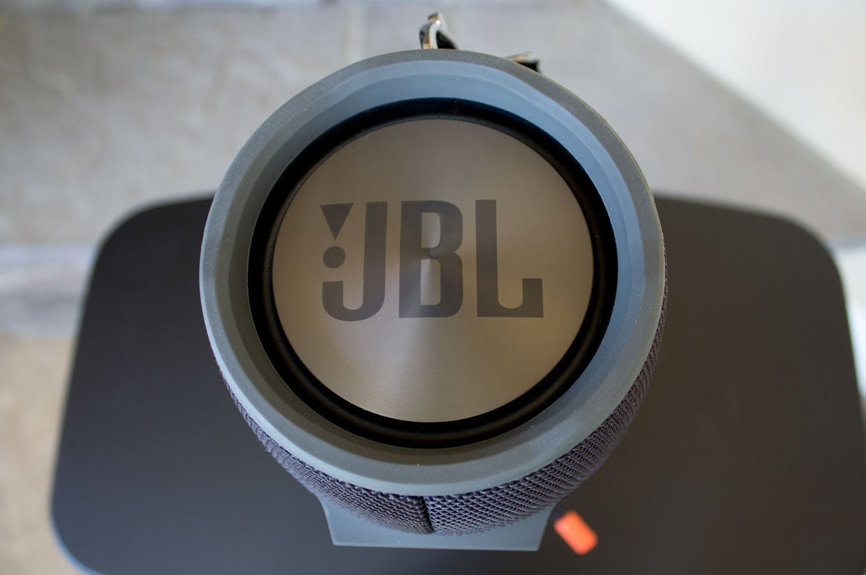 jbl xtreme portable bluetooth speaker review techhive. Black Bedroom Furniture Sets. Home Design Ideas