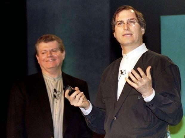 Steve Jobs in 1997