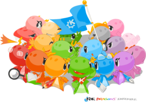 kde dragons ensemble