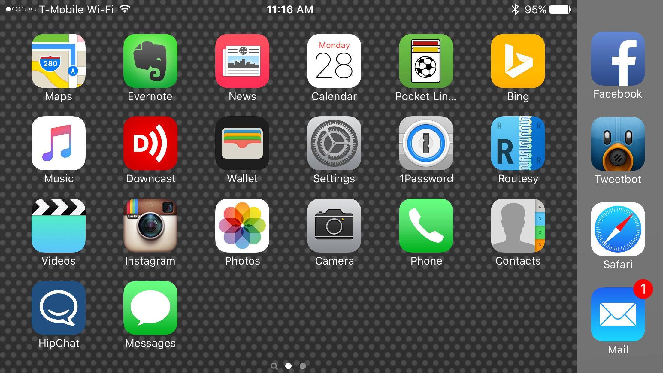 How to turn off (or turn on) landscape mode on the iPhone 6, iPhone ...