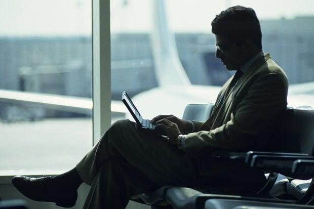 Airport Wi-Fi improving—gradually