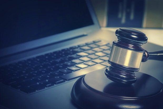 lawsuit judge law court decision sued