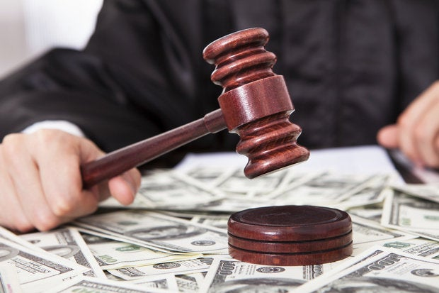 lawsuit judge law court decision sued 2