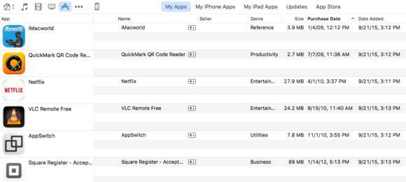 mac911 itunes app listing