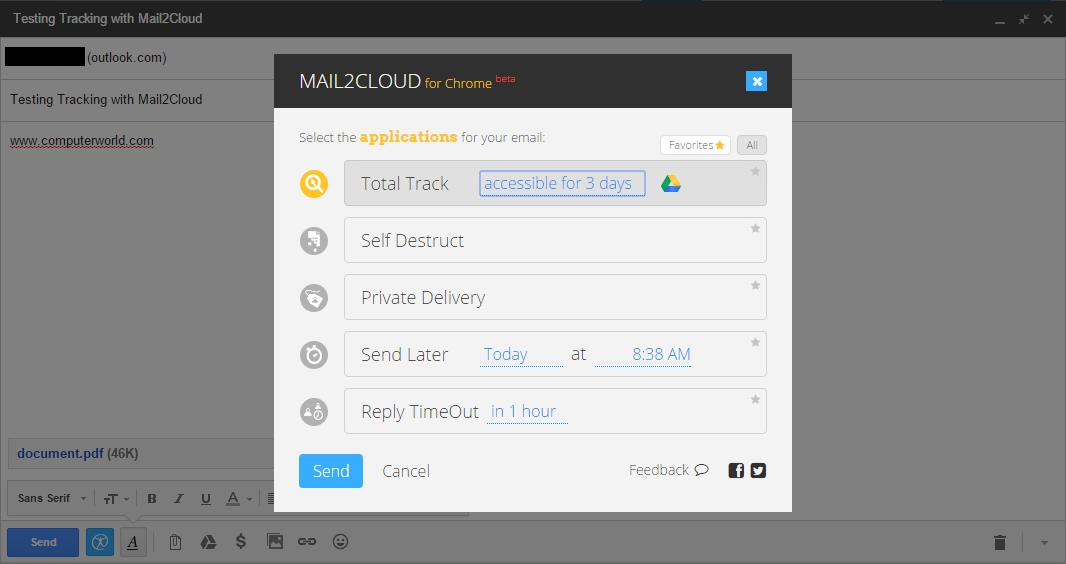 Review: 6 Chrome extensions let you track your Gmail | CIO