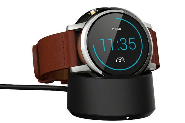 moto 2nd gen watch. Moto 360 Charging 2nd Gen Watch
