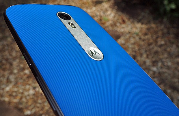Moto X Pure Edition (back)