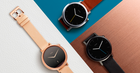 Motorola's new Moto 360 smartwatch comes in two sizes and a Sport version