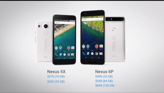 nexus price