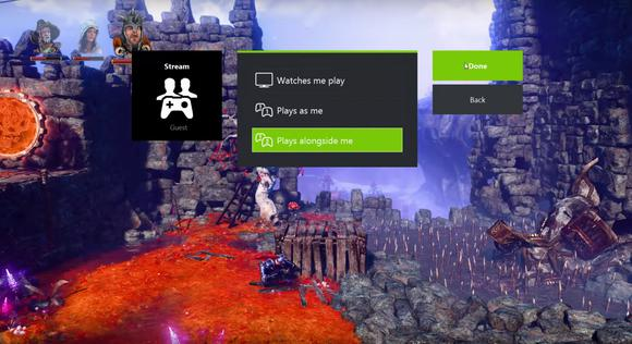 Nvidia GeForce graphics cards now allow faraway friends to