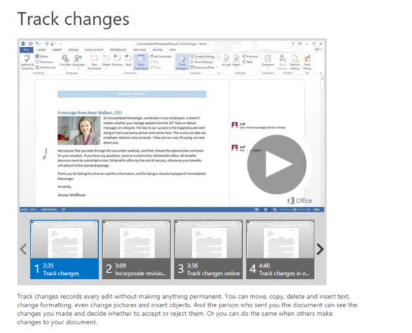 office 2016 review word 2013 video