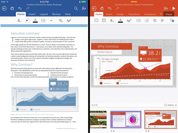 iPad Pro users will need to pony up for an Office 365 subscription