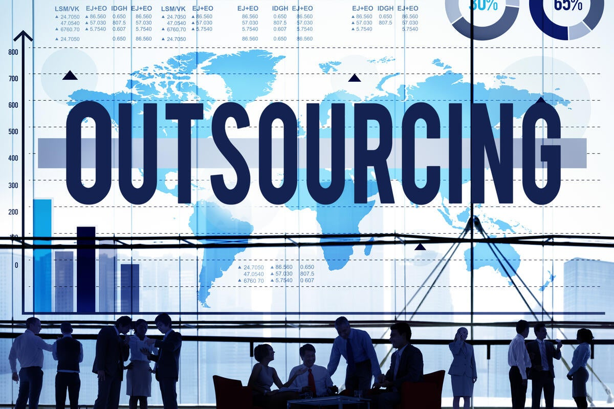 outsourcing is bad essay Job outsourcing is when us companies hire foreign workers instead of americans in 2013, us overseas affiliates employed 14 million workers the four industries most affected are technology, call centers, human resources, and manufacturing the main negative effect of outsourcing is it .