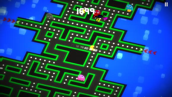 pac256 maze