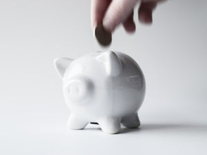 piggy bank savings save