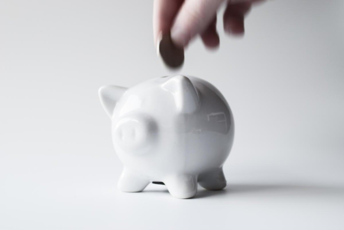 piggy bank savings save
