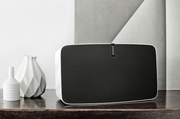 Sonos Play:5 white entry