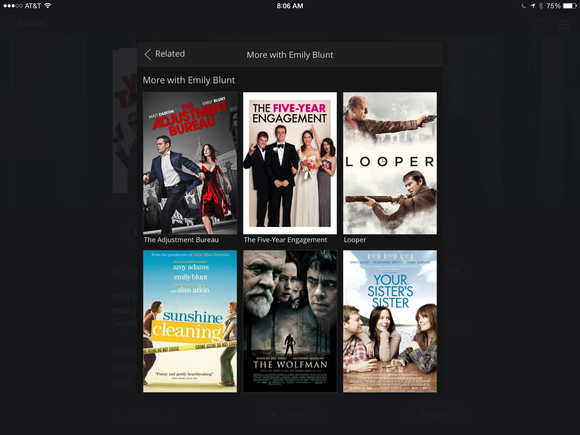 plex 4 ipad related