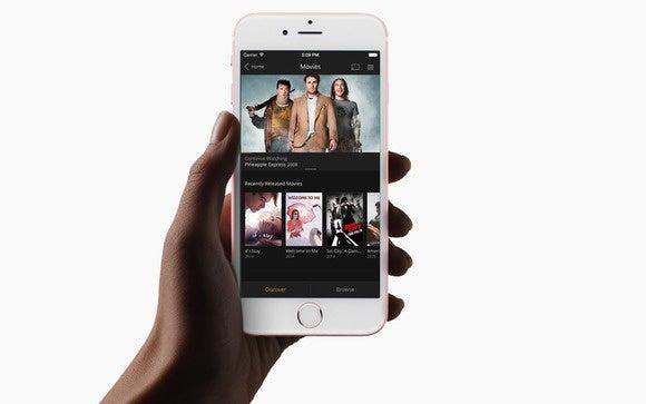 plex handeld iphone