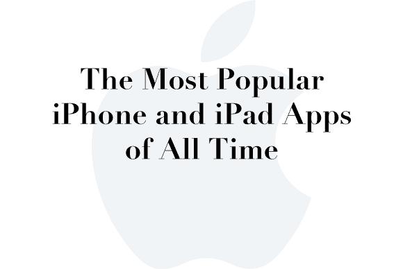 popular ios apps