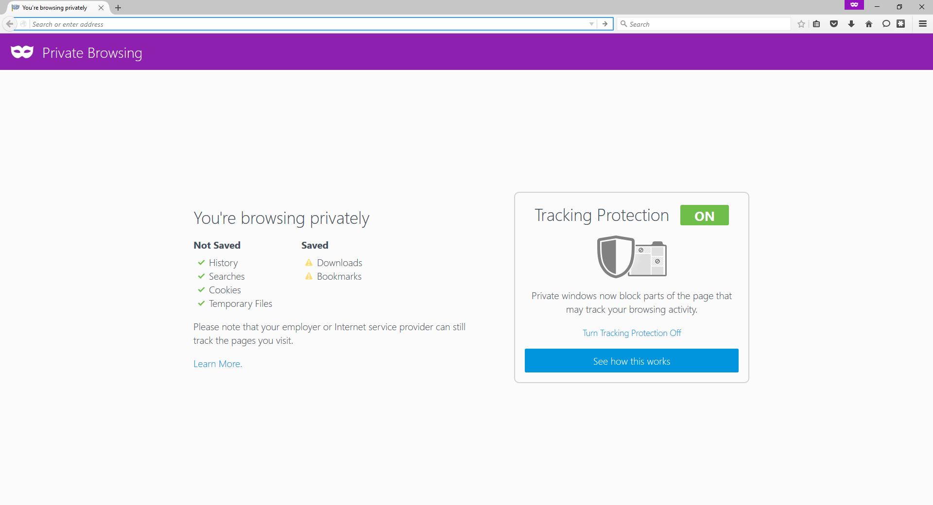 Firefox's tracker-killing private browsing mode hits beta | PCWorld