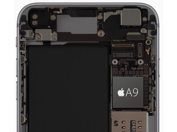 A9 iphone 6s processor