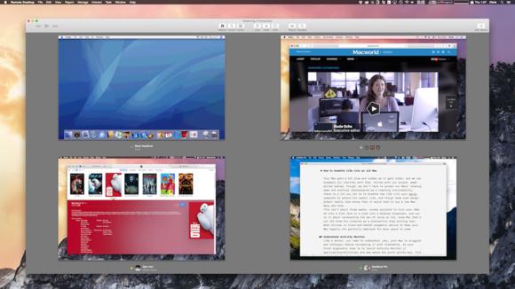 refresh an old mac control a mac remotely
