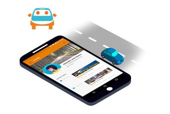 roadgazer ios app