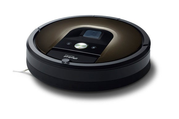 Roomba 980 front