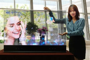 samsung display 55 inch transparent oled 1 1