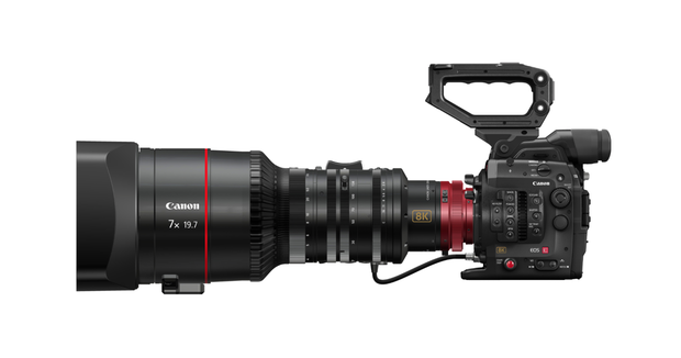 Canon S Dslr Camera Boasts An Insane 120 Megapixels Pcworld