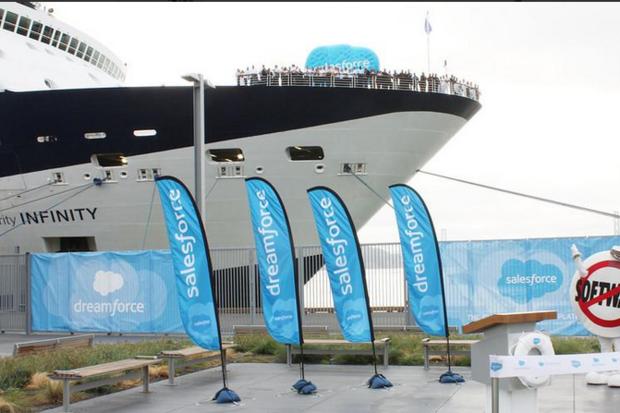Salesforce Dreamboat