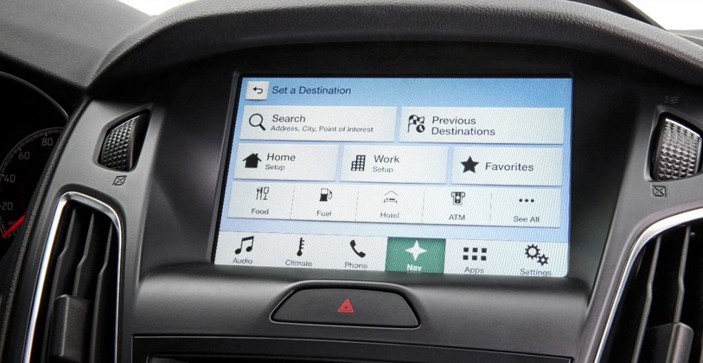Review Ford S Sync 3 Is More Like A Smartphone But There