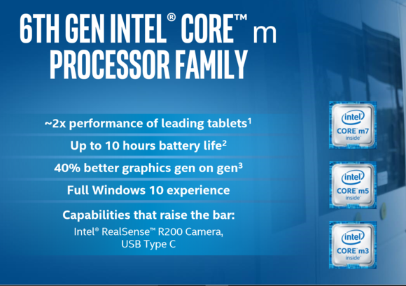 intel skylake core m