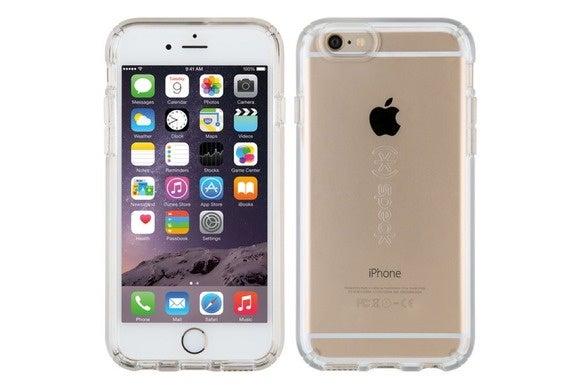 speck candyshellclear iphone
