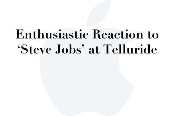 steve jobs reaction telluride