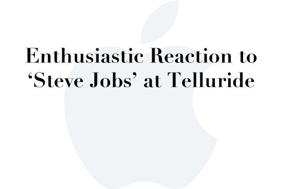 steve jobs reaction telluride