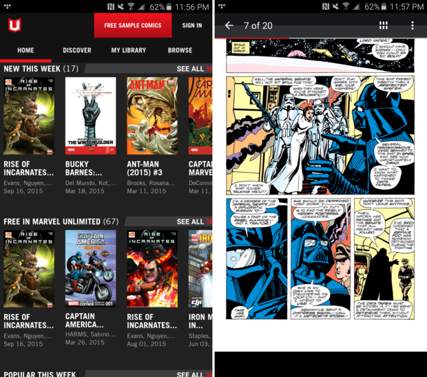 subscription media marvelunlimited