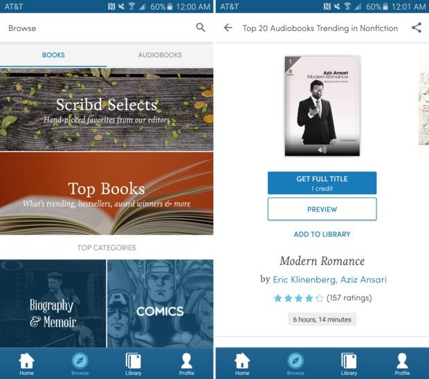 subscription media scribd
