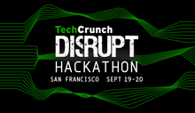 TechCrunch Disrupt SF Hackathon