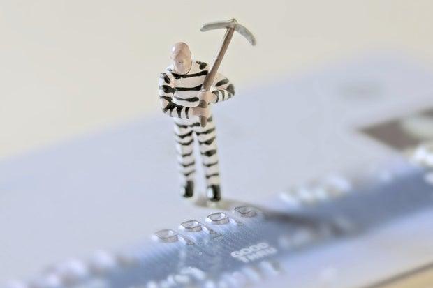thief stolen hacked hacker jail prison