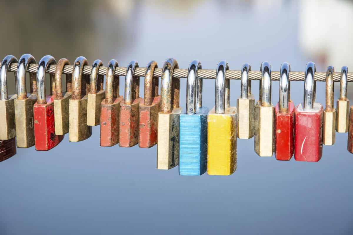 Microservices: Simple servers, complex security