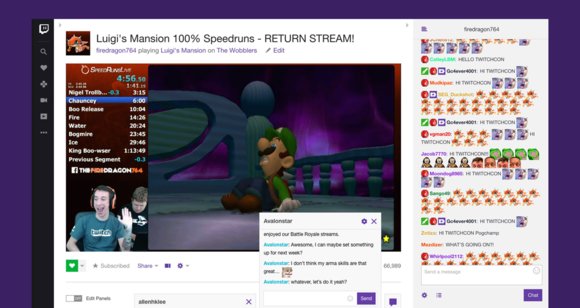Twitch fires back at YouTube with video playlists, HTML5 playback