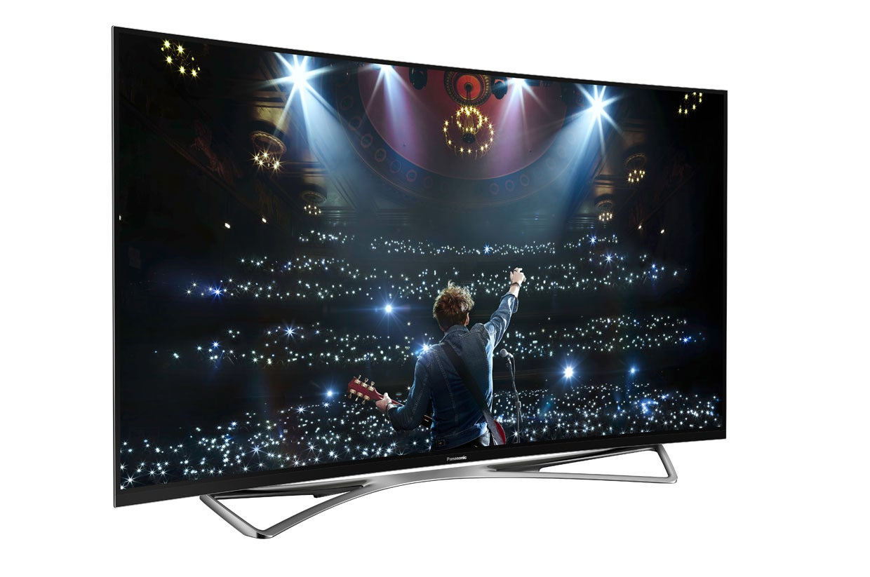 panasonic 39 s new oled tv is the first 4k tv to earn thx. Black Bedroom Furniture Sets. Home Design Ideas