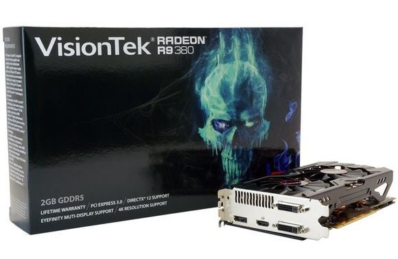 visiontek radeon r9 380 box