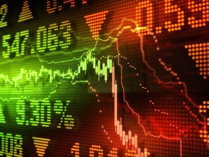 volitale up down market stocks mixed
